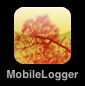 mobile logger icon