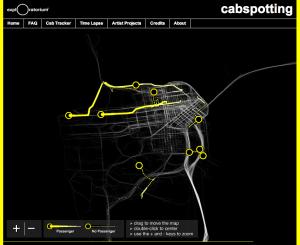 cabspotting