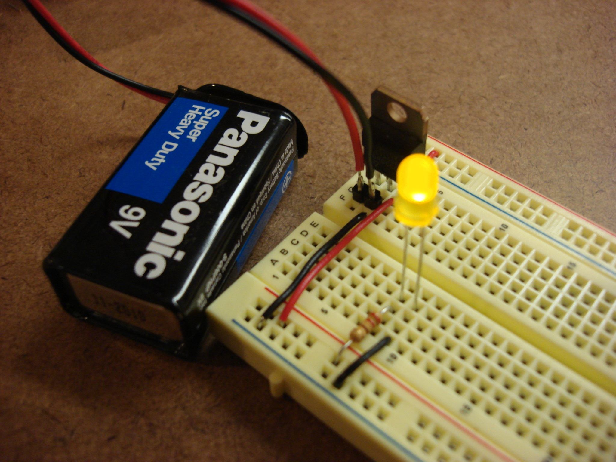 Exploration Blog Archive Lab Breadboards Redeux Breadboard Circuit Detail And